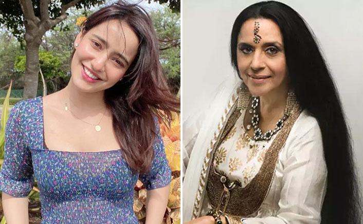 Neha Sharma Thinks Ila Arun's Energy Was Contagious On The Sets Of 'Aafat-e-Ishq'