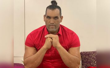Netflix India Features The Great Khali's Story With His 6 Year Old Daughter!