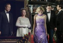 NETFLIX RELEASES THE FIRST LOOK OF 'THE CROWN'
