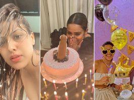 Nia Sharma Birthday: From P*nis Cake To Bikini Babe – There's No Celebration Like This One!
