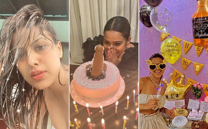 Nia Sharma Birthday: From P*nis Cake To Bikini Babe – There's No Celebration Like This One!