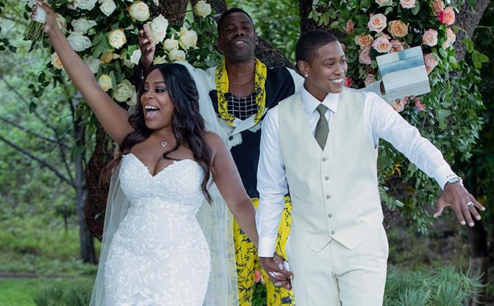 Niecy Nash & Jessica Betts Are Married; Couple Shares The GRAND Announcement On Instagram
