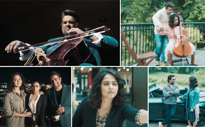 Nishabdham Trailer OUT! R Madhavan & Anushka Shetty Pique Your Intrigue To Another Level