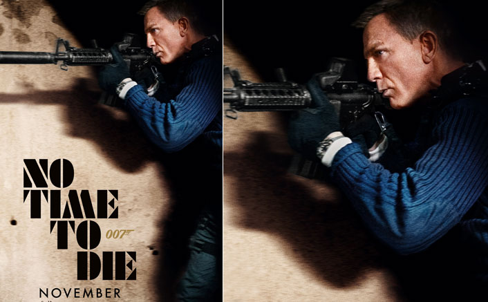 Daniel Craig Aims For A Final Box Office Shot In 'No Time To Die' New Poster