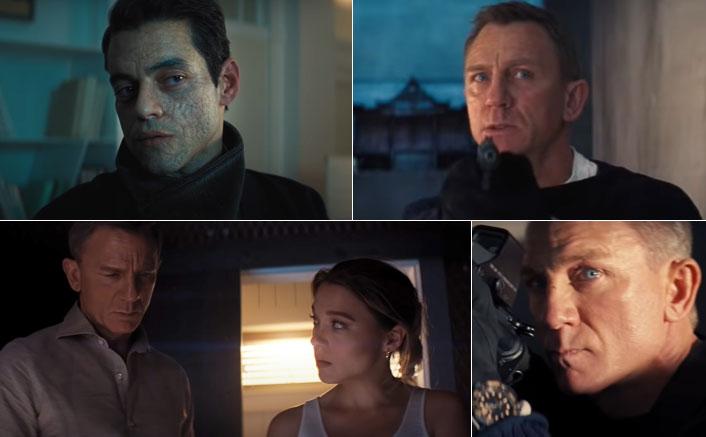 No Time To Die Trailer 2 Review: Daniel Craig & Rami Malek Promise A Super Entertaining Affair!