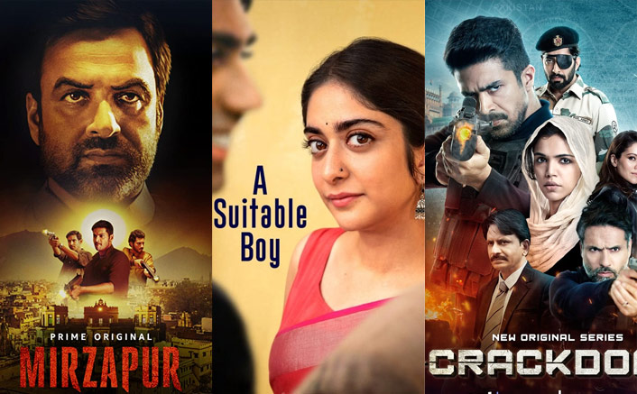 Not Just Mirzapur 2, Watch Crackdown & Other Web Series To Enjoy Your Festive Season!