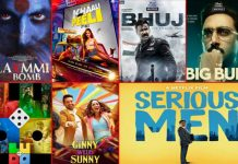 OTTs stock up for a Bollywood-packed festive season