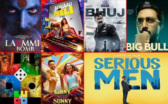 Laxmmi Bomb To Bhuj, Films To Look Forward On OTT This Festive Season