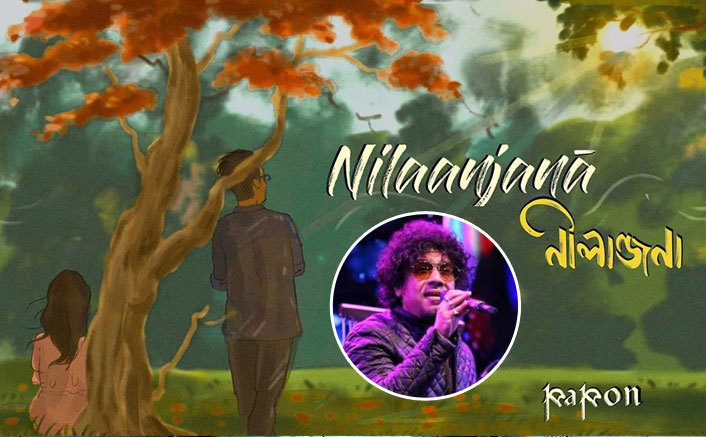 """Papon Gets An Animated Avatar In Nilaanjana: """"Excited To Know What Listeners Think Of The Song"""""""
