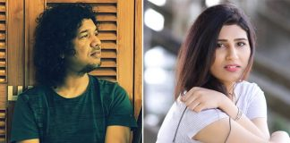 Papon sings a new romantic song with Shashaa Tirupati