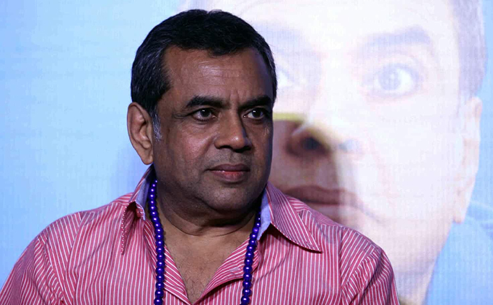 Paresh Rawal Is The New Chairman Of National School Of Drama!