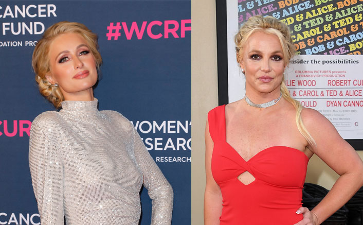 "Paris Hilton Opens Up On Britney Spears' Conservatorship: ""Just Don't Think That's Fair""(Pic credit: Getty Images)"