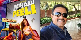 Parvez Shaikh, the action director of Khaali Peeli shares some insights from the sets about Ananya Panday