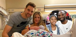 Pau Gasol Names His New-Born Daughter Elisabet Gianna Gasol To Pay Tribute To Late NBA Legend Kobe Bryant