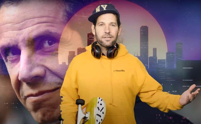 Paul Rudd's Hilarious Millenial Lingo Is WINNING The Internet & It Comes With A Serious Message