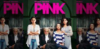 'Pink' turns four: Taapsee, Angad, Kirti get nostalgic