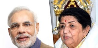 PM speaks to Lata Mangeshkar on her birthday