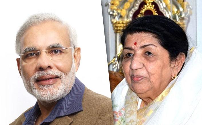 Lata Mangeshkar Birthday: PM Narendra Modi Wishes For Legendary Singer's Long & Healthy Life As She Turns 91
