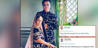 Poonam Pandey Marries To Long Time Beau Sam Bombay & Internet Can't Keep Calm Over It