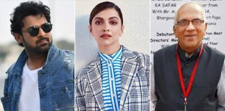 Prabhas & Deepika Padukone Starrer Nag Ashwin's Next To Have Director Singeetam Srinivasa Rao As Mentor