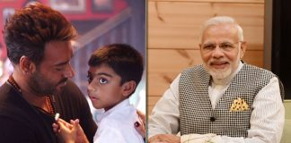 Prime Minister Narendra Modi Praises Ajay Devgn's 10-Year-Old Son For Thinking About The Planet & Planting Trees