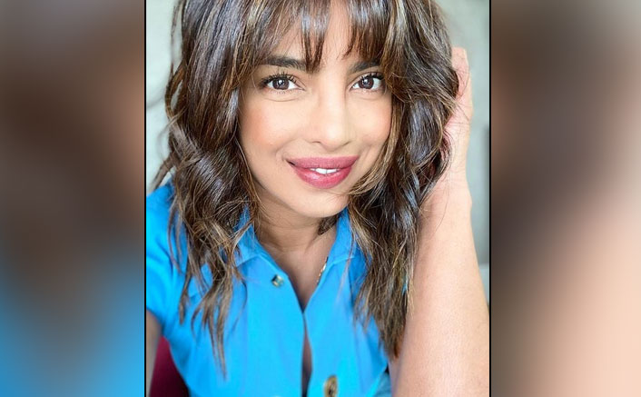 Priyanka Chopra Tries Out A New Hair Style, Receives Thumbs Up From Fans