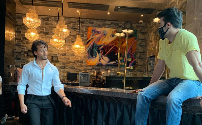 Punit Malhotra Opens Up On Shooting Tiger Shroff's Song Unbelievable During The Lockdown