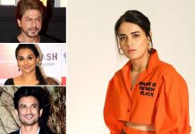 Radhika Madan: SRK, Vidya Balan and Sushant Singh Rajput inspire me