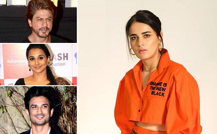 "Radhika Madan: ""If Shah Rukh Khan, Vidya Balan Or Sushant Singh Rajput Could Do It, I Can Too"""