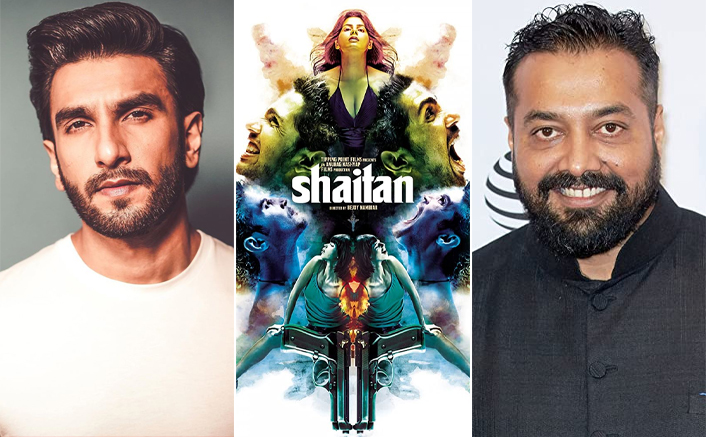 Ranveer Singh Was Rejected For Shaitan, REVEALS Anurag Kashyap