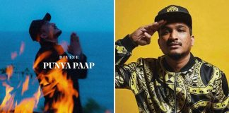 Rapper Divine out with new track titled 'Punya Paap'