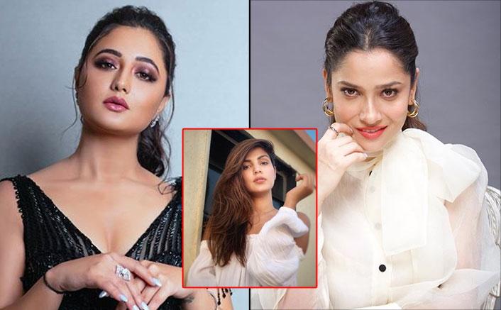 Rashami Desai Backs Ankita Lokhande & Gets Slammed For 'Blaming' Rhea Chakraborty