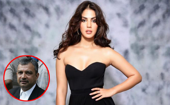 """Rhea Chakraborty Arrested: Lawyer Satish Maneshinde Asks, """"Just Because She Was In Love With A Drug Addict?"""""""