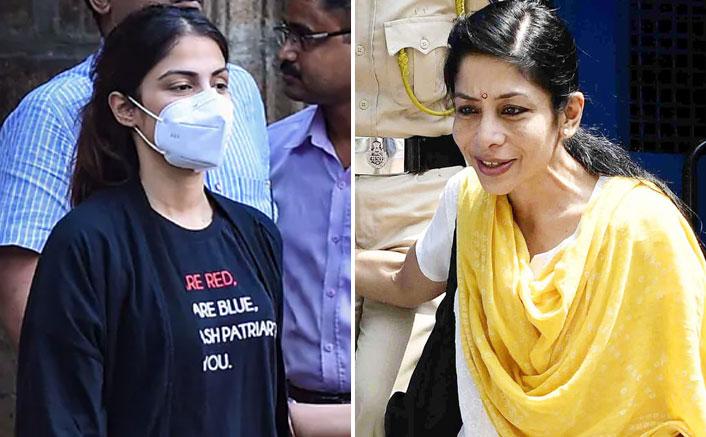 Rhea Chakraborty Will NOT Be Kept In The Same Barrack As Indrani Mukerjea