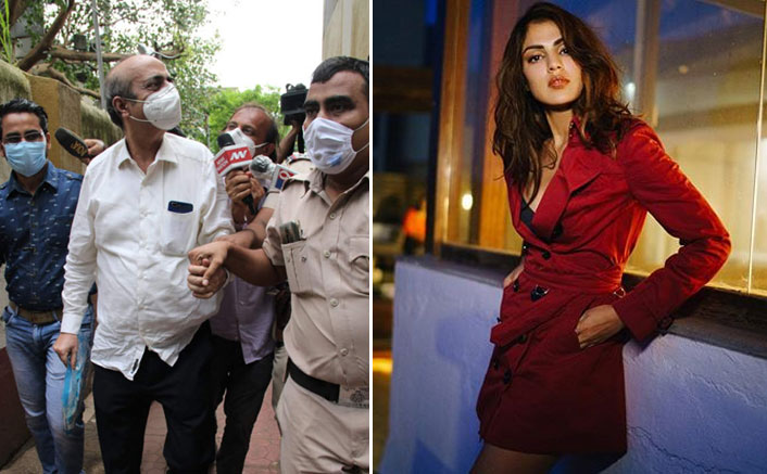 """Rhea Chakraborty's Father Opens Up On Her Arrest: """"No Father Can Bear Injustice On His Daughter""""(Pic credit: Instagram/rhea_chakraborty)"""