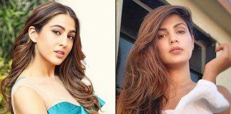 Rhea Chakraborty's Lawyer Says The Actress Didn't Take Name Of Sara Ali Khan & Other Stars, Slams NCB!