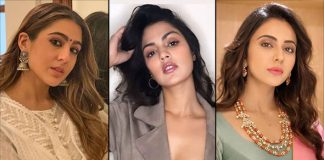 Rhea Chakraborty's Shocking Confession About Sara Ali Khan & Rakul Preet Singh Leads To A Trolling Riot