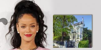 Rihanna's London Home Is Up For Sale For Whooping $40.94 million