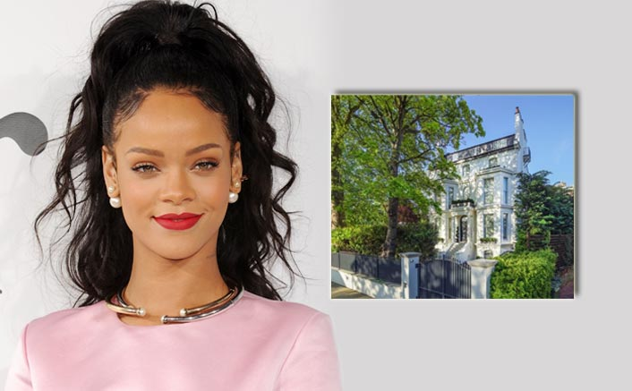 Rihanna's London Home Is Up For Sale For Whopping $40.94 Million