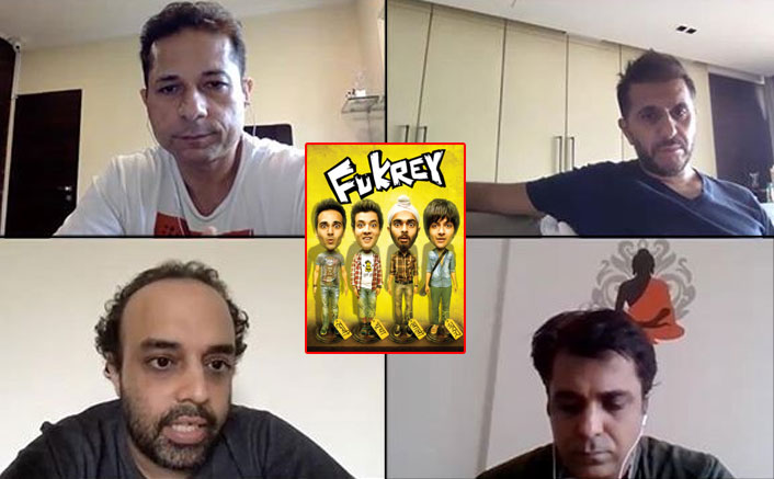 Fukrey 3 Producer Ritesh Sidhwani Shares A Glimpse & Fans Already Can't Wait!