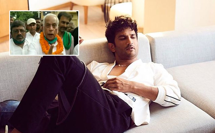 """""""Sushant Singh Rajput Was Not A Rajput; We Are Sad That He Died"""": RJD Leader"""