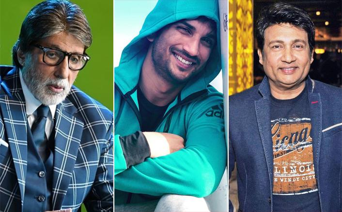 Sushant Singh Rajput Fans' Roar Is The LOUDEST Sound Ever, Says Shekhar Suman To Amitabh Bachchan