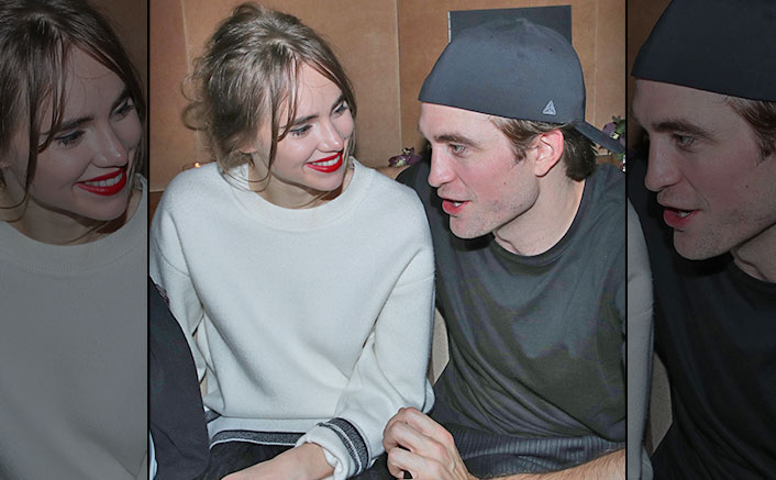 "Robert Pattinson & Suki Waterhouse Get Into A STEAMY PDA, Fans Notice Hands On The D*ck & Say, ""She's Living The Dream"""