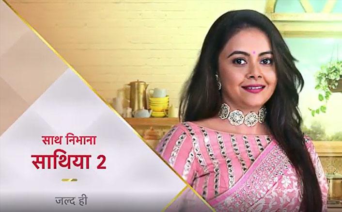 Saath Nibhana Saathiya 2 Teaser BEST Memes! Devoleena Bhattacharjee AKA Gopi Bahu To Crack The 'Rasode Mein Kaun Tha?' Case(Pic credit: Instagram/devoleena)