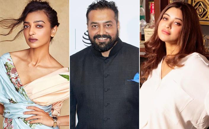 Radhika Apte Defends 'Close Friend' Anurag Kashyap Amid Payal Ghosh's Allegations