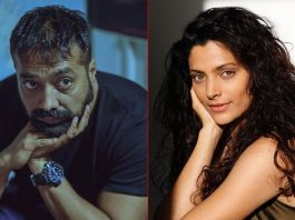 Saiyami Kher Opens Up On What Happened When Anurag Kashyap Called Her At His House Assuring Parents Will Be There