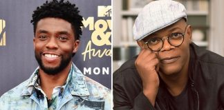 Chadwick Boseman & Sameul L Jackson Were Planning A Film Together?