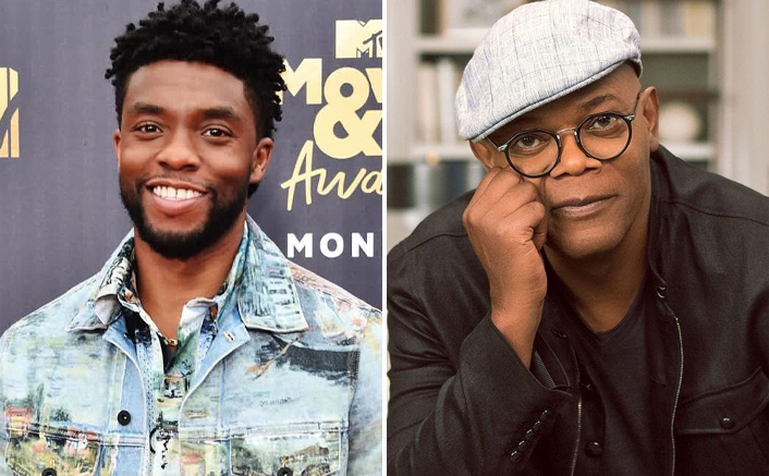 Samuel L. Jackson & Chadwick Boseman Were Planning A Film Together
