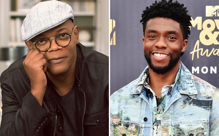 Samuel L. Jackson & Chadwick Boseman Were Planning A Film Together