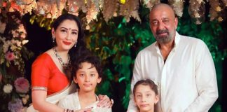 Sanjay Dutt & Maanayata Fly To Dubai To Meet Their Kids Shahraan & Iqra, Check Out!